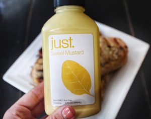 JUST sweet mustard - The Chic Gourmay