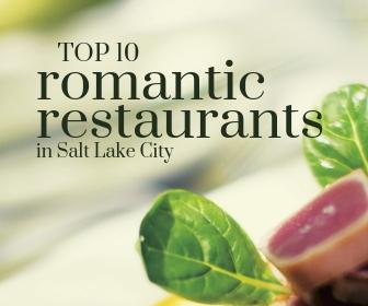 Romantic restaurants in slc