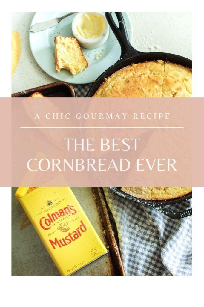 The BEST Cornbread Recipe Ever